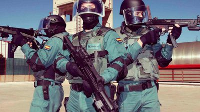 Oposiciones Guardia Civil