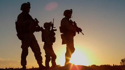 Pruebas físicas del Ejército
