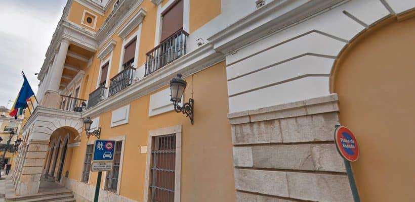 OEP Auxiliar Administrativo Badajoz 2019