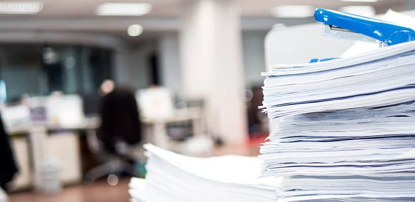 Funciones Auxiliar Administrativo