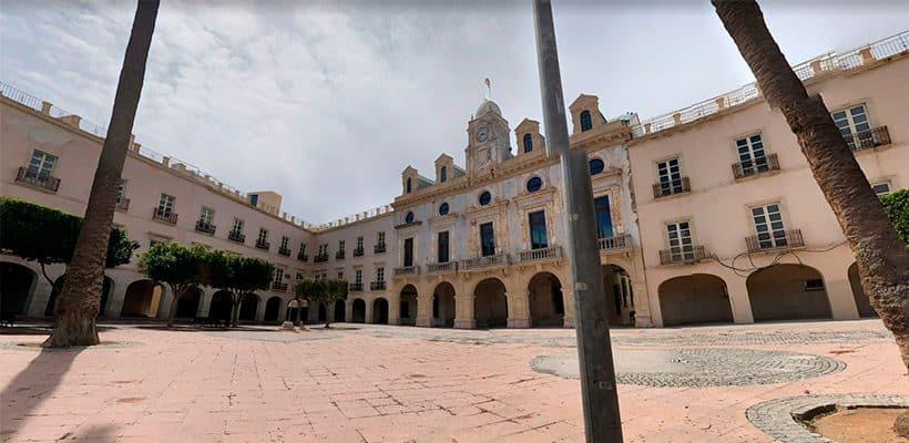 Oposiciones Auxiliar Almería 2019