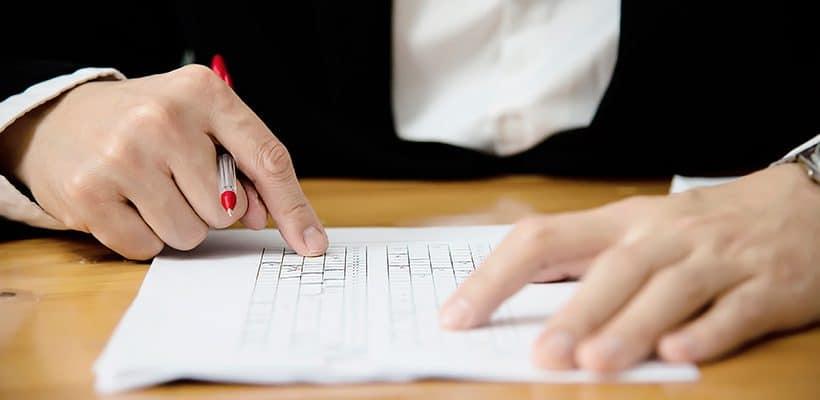 Examen Oposiciones Auxiliar Administrativo del Estado 2019