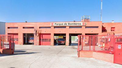 Temario bombero comunidad de Madrid