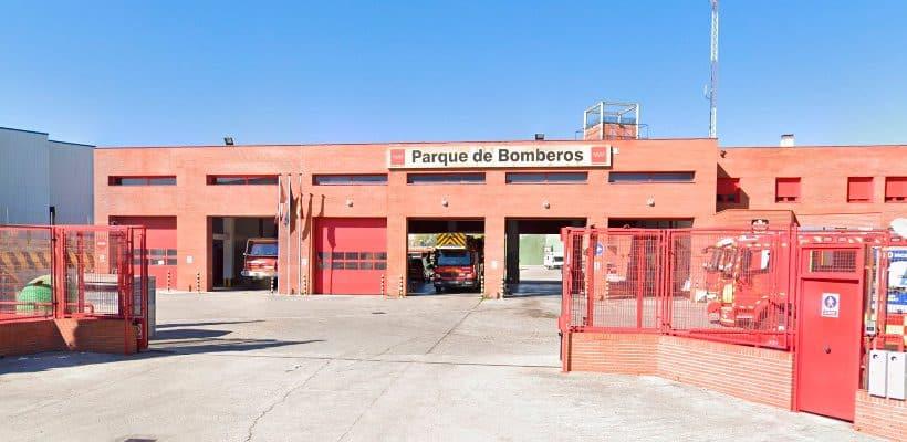 temario bombero Madrid