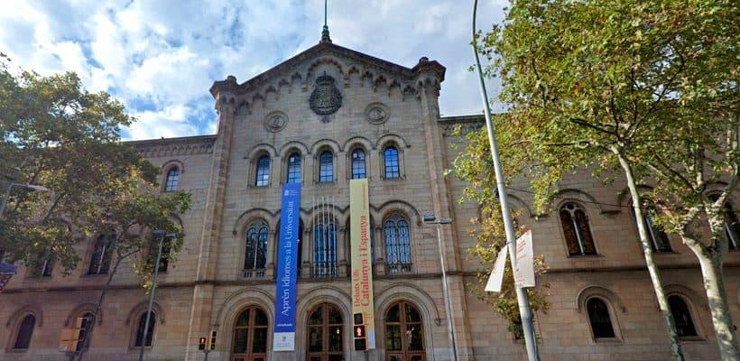 Oposiciones Universidad de Barcelona