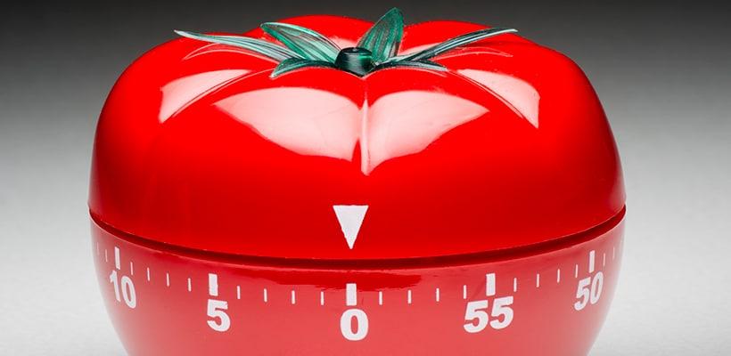 método pomodoro para estudiar