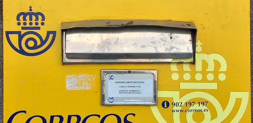 requisitos correos