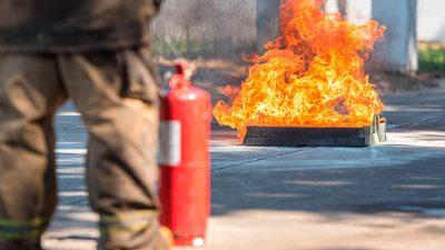 Academia oposiciones bombero Zaragoza