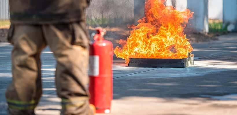 Academia oposiciones bombero Zaragoza - preparar oposiciones