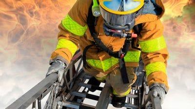 Tipos de pruebas físicas: circuito de agilidad para bomberos