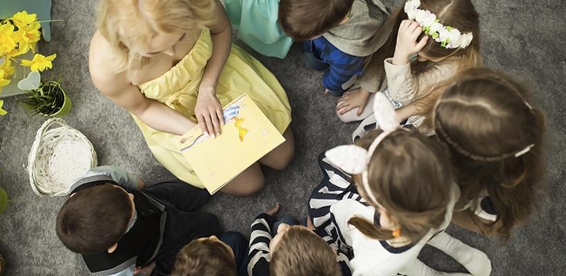 funciones educación infantil