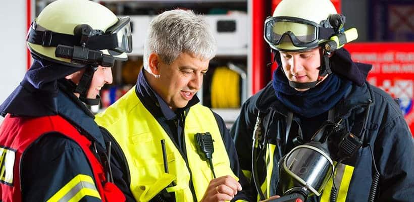 sueldo de bombero