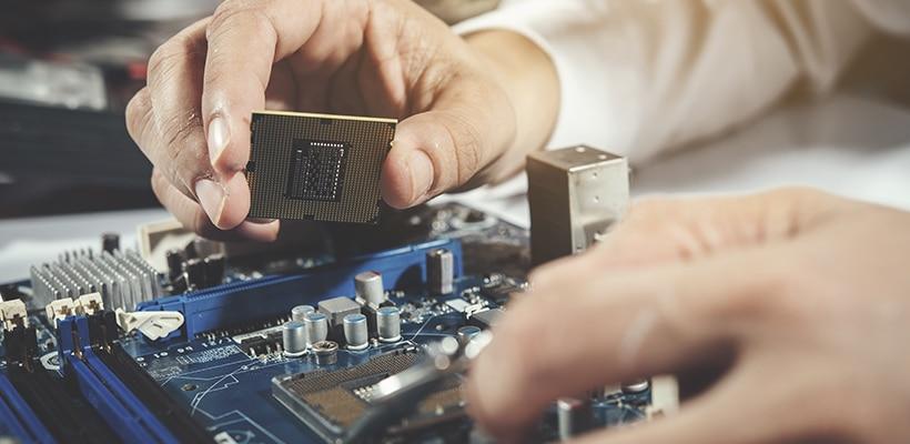 funciones funcionario técnico auxiliar de informática
