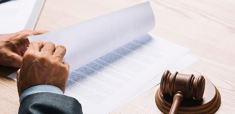 funciones funcionario auxilio judicial