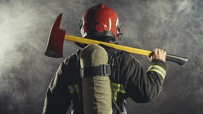 ¿Cómo es la preparación para bombero?
