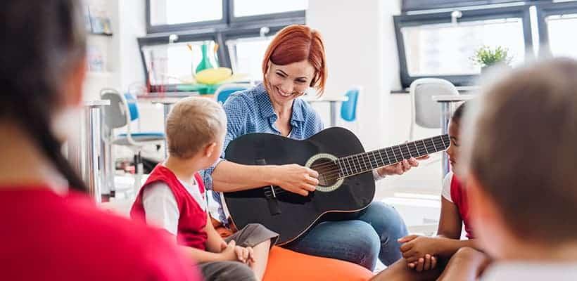 Funciones magisterio musical