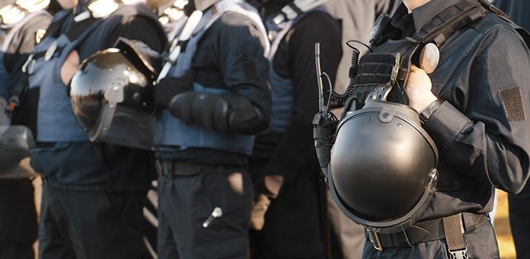 Tipos de policía - oposiciones