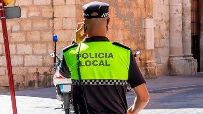 Convocatoria de oposiciones de Policía Local en Alzira