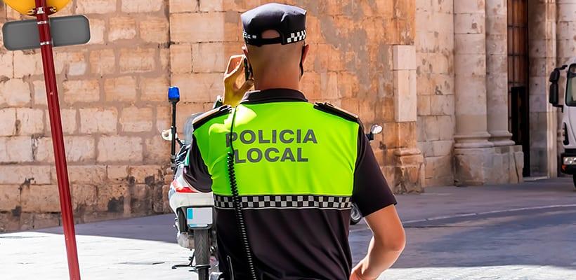 convocatoria oposiciones policía local alzira valencia