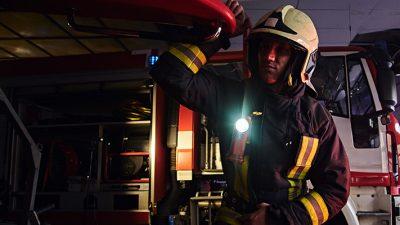 Convocatoria de oposiciones para bombero-conductor en Bizkaia