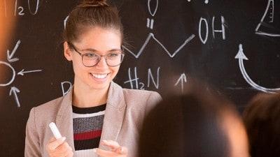 Oposiciones de profesor de Física y Química