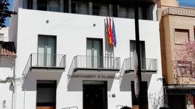 Convocatoria de oposiciones de auxiliar administrativo en Alaquàs