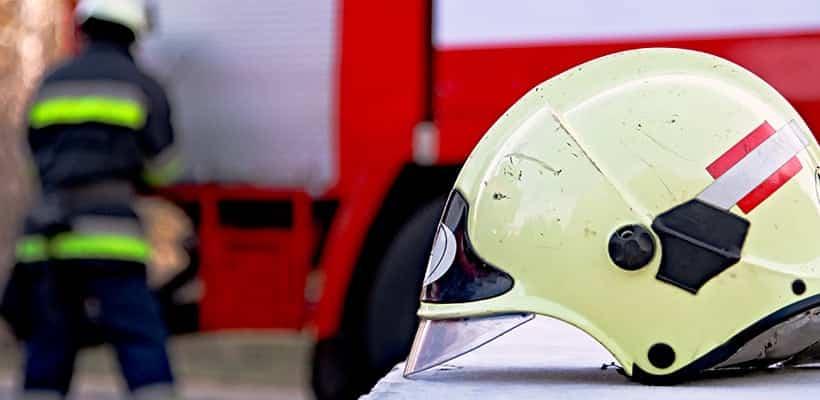 Convocatoria de oposiciones de bomberos en Granada