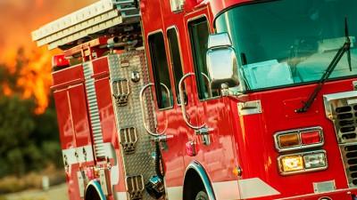 Convocatoria de bombero conductor en Ferrol
